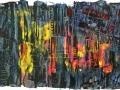 2)Incendie, 81cm x 116 cm