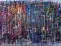 Pastorale 210 cm x 140 cm, acrylique 2018
