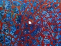 Pilsudski 100 x x100 cm, acrylique 2015