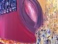 Esperance 35 x 27 cm, acrylique 2019